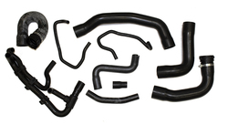 Engine water hoses,full set SC P,G,R DC16PDE